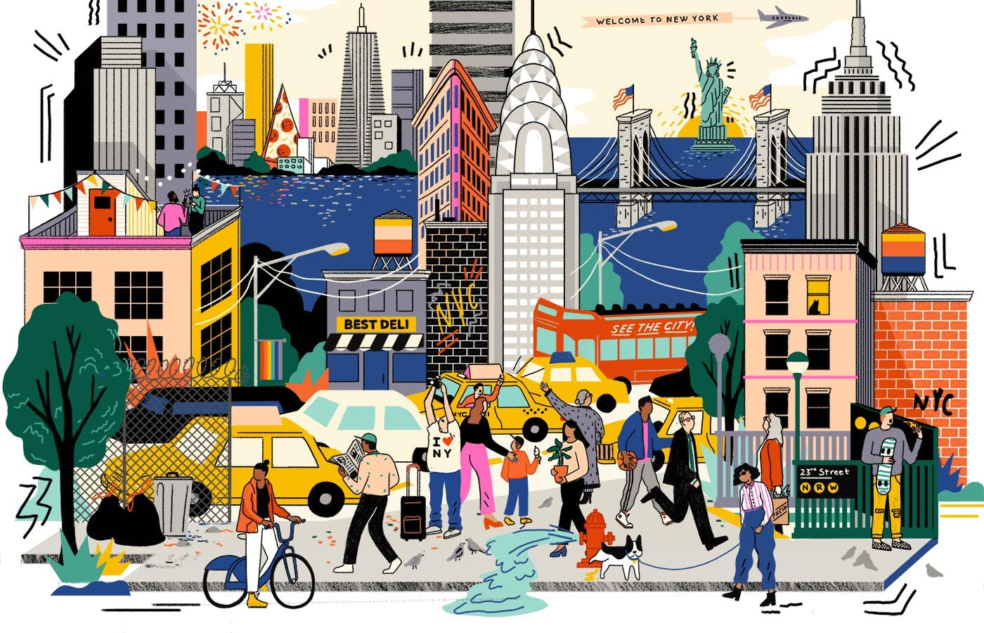 New York i njegovih 800 jezika