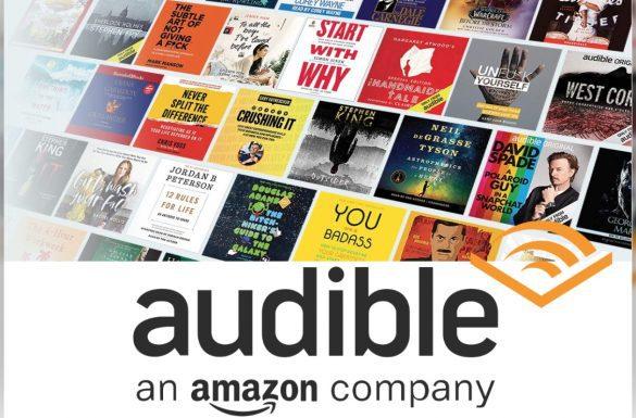Audible: Besplatne audio knjige za vrijeme socijalne izolacije