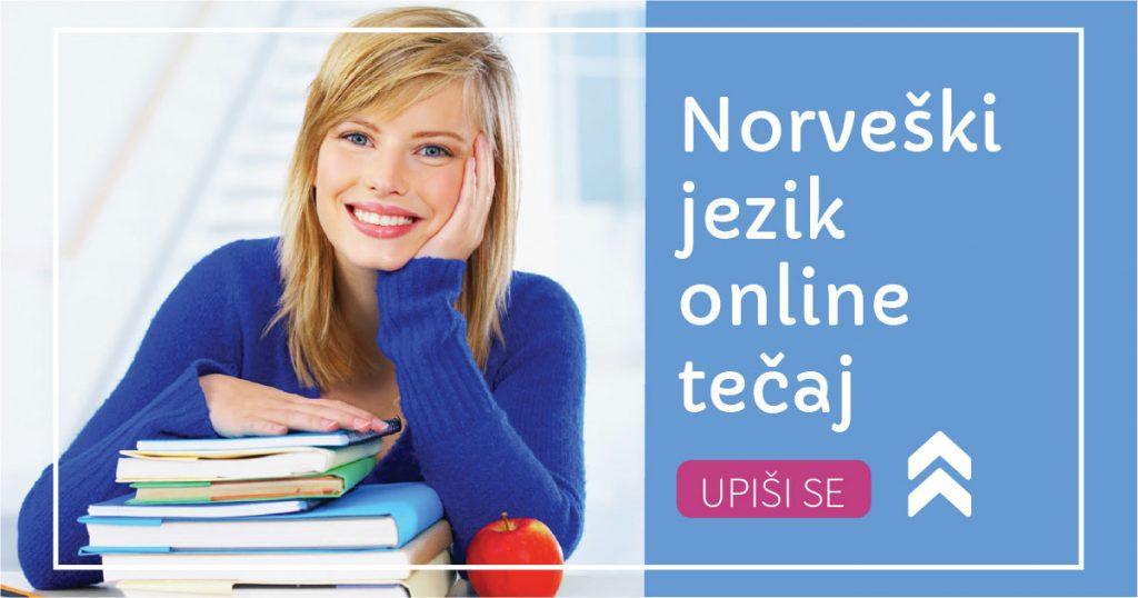 Tečaj norveškog jezika