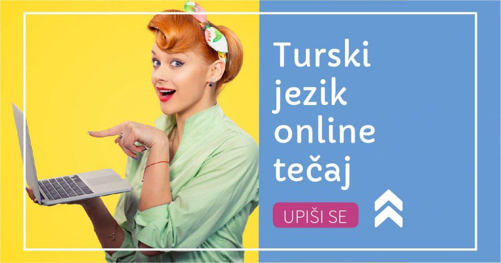 Tečaj turskog jezika